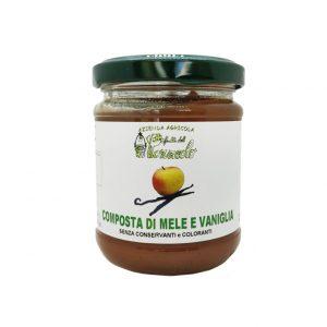 Composta di Mele e Vaniglia - I Frutti del Pozzeolo