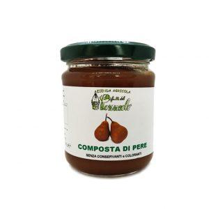 Composta di Pere - I Frutti del Pozzeolo