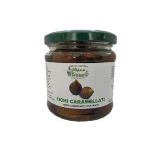 Fichi caramellati - I Frutti del Pozzeolo