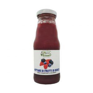 Nettare di Frutti di Bosco 200ml - I Frutti del Pozzeolo